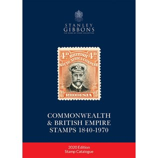 Gibbons Commonwealth & British Empire Stamps 1840-1970 2020 edition