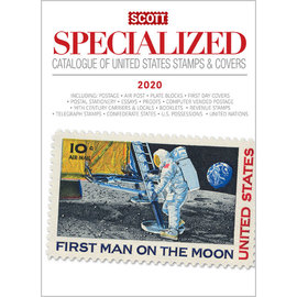 Scott 2020 Specialized Catalogue of United States Stamps & Covers