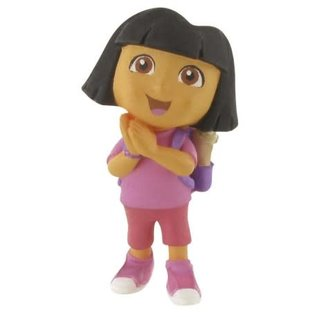Comansi Dora the Explorer - figurine Dora Illusion