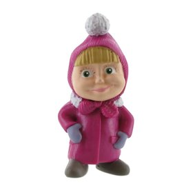 Comansi Masha and the Bear - figurine Masha winter