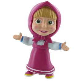 Comansi Masha and the Bear - figurine Masha
