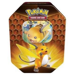The Pokemon Company Pokémon Hidden Fates GX Raichu blik