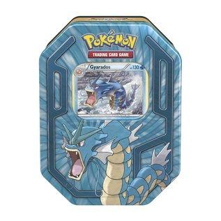 The Pokemon Company Pokémon Hidden Fates GX Gyrados blik