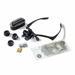 Leuchtturm Monokel LED magnifying glasses