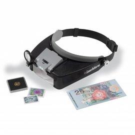 Leuchtturm Fokus Headband Magnifier