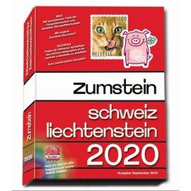 Zumstein Schweiz & Liechtenstein 2020