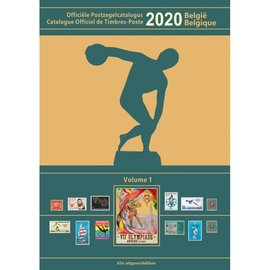 OCB - COB Belgische postzegelcatalogus 2020