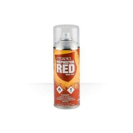 Warhammer Citadel Mephiston Red Spray