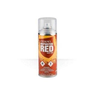 Games Workshop Citadel Mephiston Red Spray