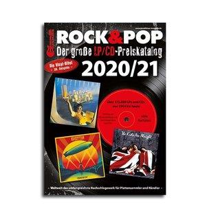 NikMa Der große Rock & Pop LP/CD Preiskatalog 2020/21