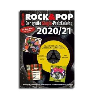 NikMa Der große Rock & Pop Single Preiskatalog 2020/21