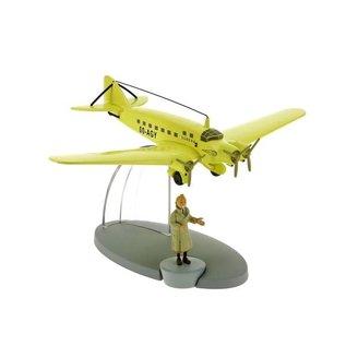 moulinsart Tintin Flugzeug - Das Sabena Flugzeug