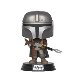 Funko Pop! Star Wars The Mandalorian 326 - The Mandalorian