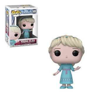 Funko Pop! Frozen II 588 - Young Elsa