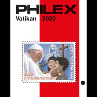 Philex Vatikan mit Kirchenstaat 2020