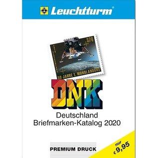 Leuchtturm DNK Deutschland Briefmarken-Katalog 2020