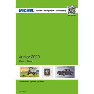 Michel Junior 2020 - Der kleine Deutschland-Katalog