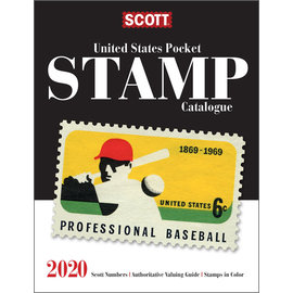 Scott 2020 United States Pocket Stamp Catalogue