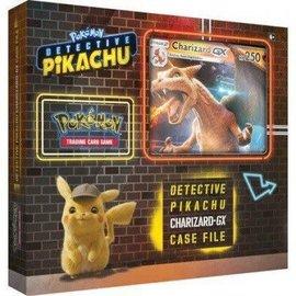 The Pokemon Company Detective Pikachu Charizard-GX Case File