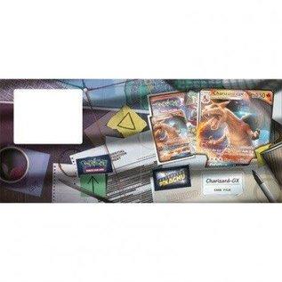 The Pokemon Company Detective Pilachu Charizard-GX Case File