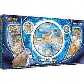The Pokemon Company Pokémon Blastoise GX Premium Collection