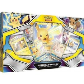 The Pokemon Company Pokémon Pikachu-GX & Eevee-GX Special Collection