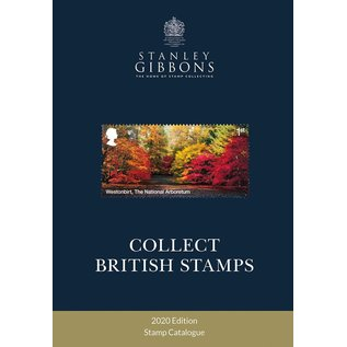 Gibbons Collect British Stamps 2020