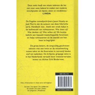 Terra Lannoo Handboek voor de hipster