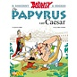 Les Éditions Albert René Asterix de papyrus van Caesar