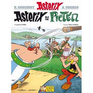 Les Éditions Albert René Asterix bij de Picten