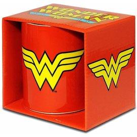 Logoshirt DC Comics Wonder Woman beker - mok