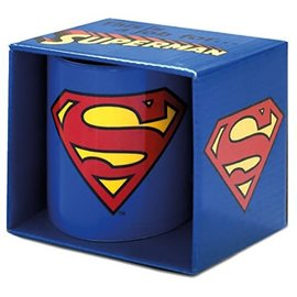 Logoshirt DC Comics Superman beker - mok