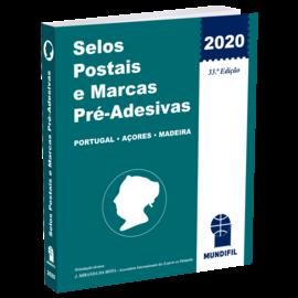 Mundifil Selos Postais Portugal Açores, Madeira e Pré-Filatélicos