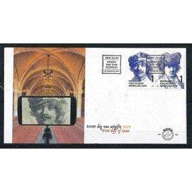 NVPH FDC 781 220 jaar postbedrijf