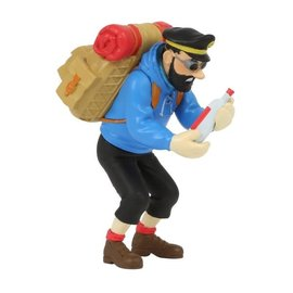 moulinsart Kuifje figuurtje - Haddock met lege fles