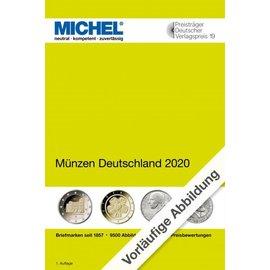 Michel Münzen Deutschland 2020