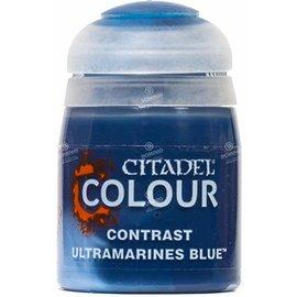 Games Workshop Citadel Colour contrast Ultramarines Blue