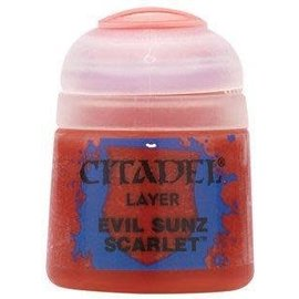 Games Workshop Citadel Layer Evil Sunz Scarlet