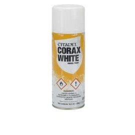 Games Workshop Citadel Corax White model paint