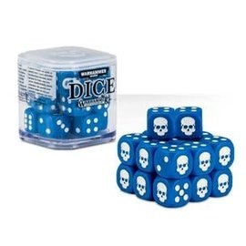 Games Workshop Warhammer 40,000 Dice Age of Sigmar - blauw
