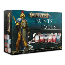 Games Workshop Warhammer Age of Sigmar Paints + Tools