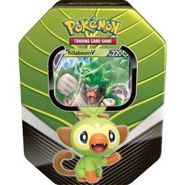 The Pokemon Company Pokémon Galar Partners Spring Tin 2020 Rillaboom