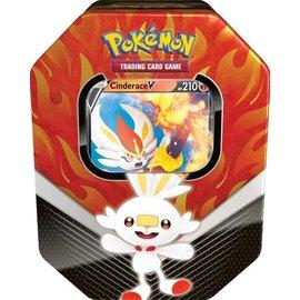 The Pokemon Company Pokémon Galar Partners Spring Tin 2020 Cinderace