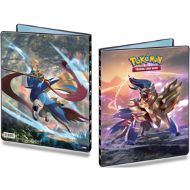 Ultra-Pro Pokémon album Sword & Shield 9-pocket for 126 cards