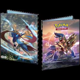 Ultra-Pro Pokémon album Sword & Shields 9-pocket for 126 cards