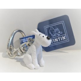 moulinsart Tintin keychain - Snowy