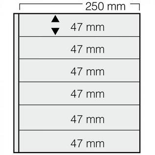 Safe Einsteckblätter Garant 736 - 5 Stück