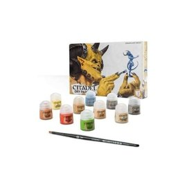 Games Workshop Citadel dry paint set
