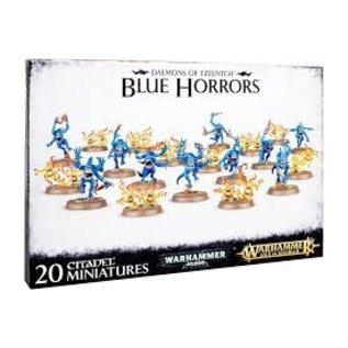 Games Workshop Warhammer Age of Sigmar Deamons of Tzeentch Blue Horrors