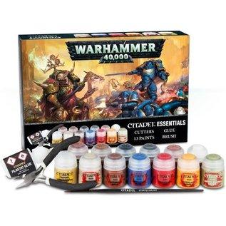 Games Workshop Warhammer 40,000 Citadel essentials